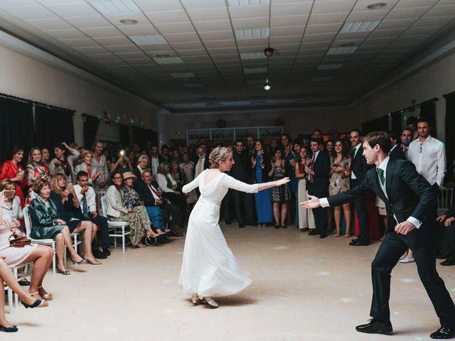 La boda de Luis y Macarena en Siguenza, Guadalajara 131