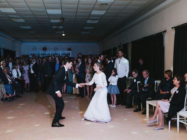 La boda de Luis y Macarena en Siguenza, Guadalajara 132