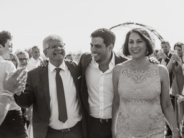 La boda de Gal y Agnes en Sant Cugat Sesgarrigues, Barcelona 30