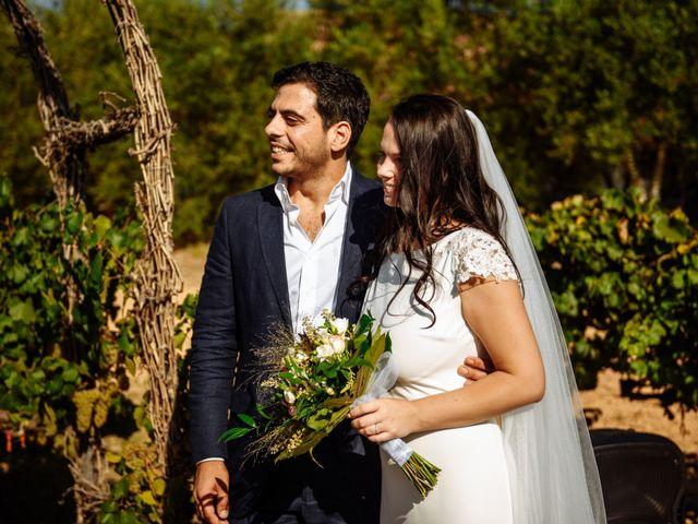 La boda de Gal y Agnes en Sant Cugat Sesgarrigues, Barcelona 36