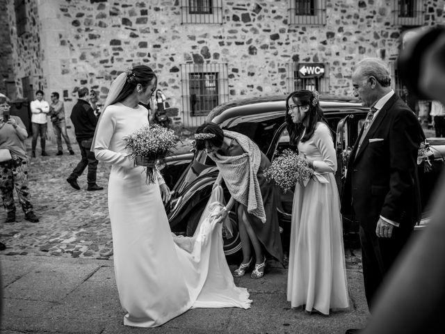 La boda de Alejandro y Laura en Cáceres, Cáceres 15
