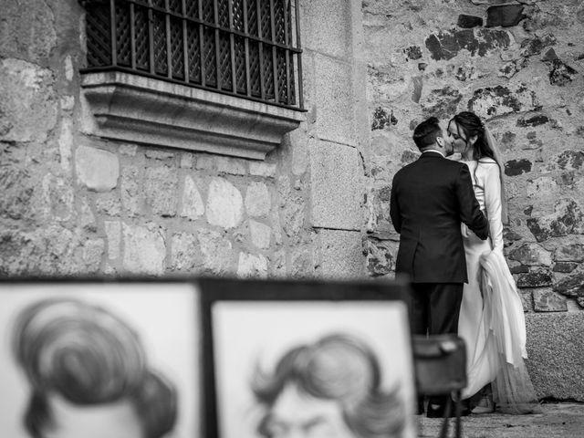 La boda de Alejandro y Laura en Cáceres, Cáceres 55