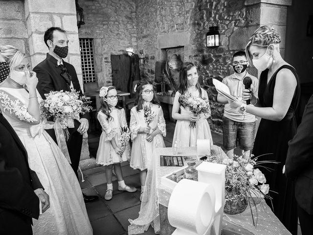 La boda de Rober y Vanessa en Balmaseda, Vizcaya 10