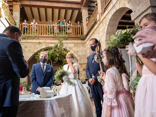 La boda de Rober y Vanessa en Balmaseda, Vizcaya 14