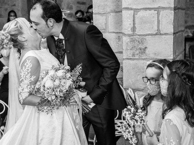 La boda de Rober y Vanessa en Balmaseda, Vizcaya 16