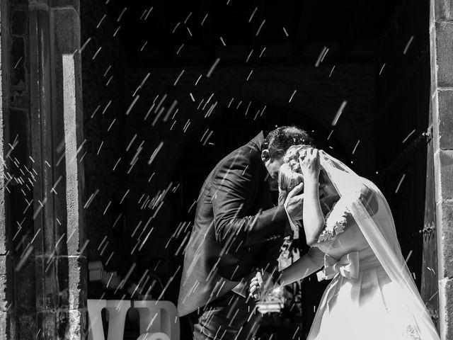 La boda de Rober y Vanessa en Balmaseda, Vizcaya 17