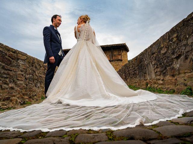 La boda de Rober y Vanessa en Balmaseda, Vizcaya 32
