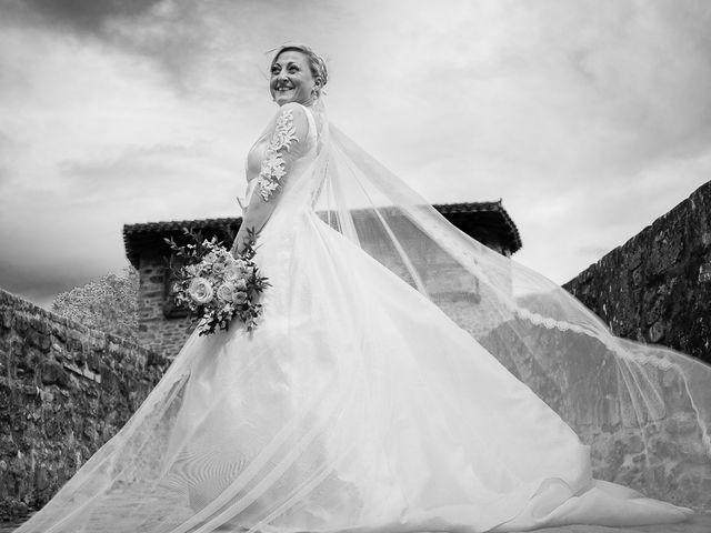 La boda de Rober y Vanessa en Balmaseda, Vizcaya 33
