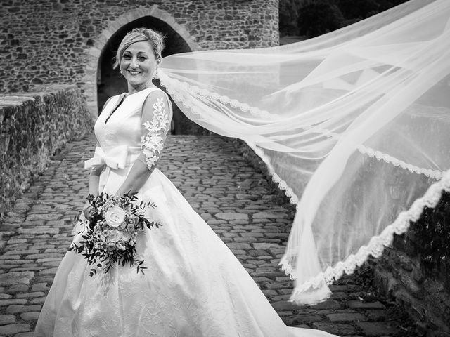 La boda de Rober y Vanessa en Balmaseda, Vizcaya 34