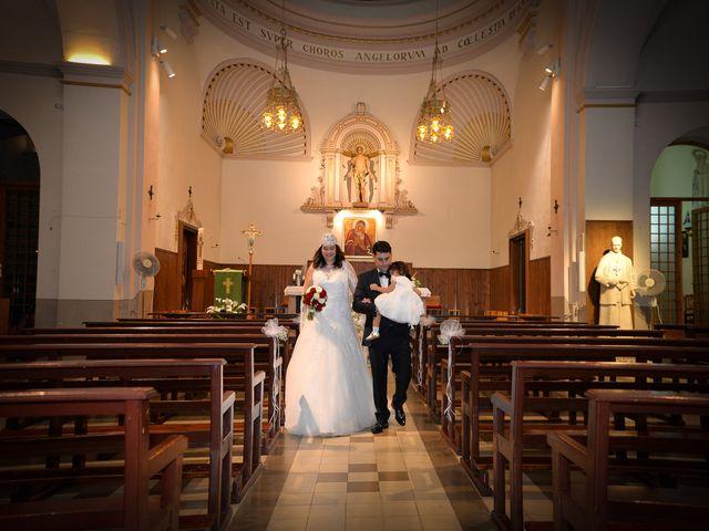 La boda de Iban y Mariangeles en El Catllar, Tarragona 10