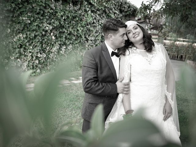 La boda de Mariangeles y Iban