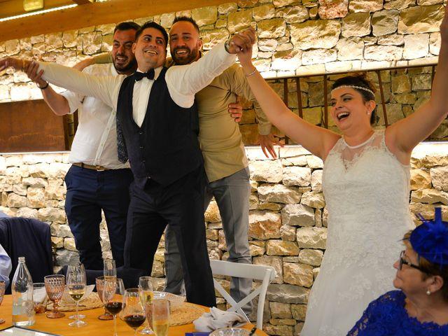 La boda de Iban y Mariangeles en El Catllar, Tarragona 15