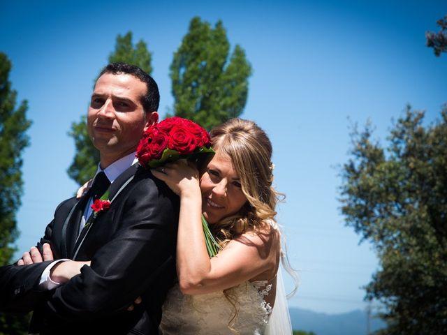 La boda de David y Marisa en Vic, Barcelona 3