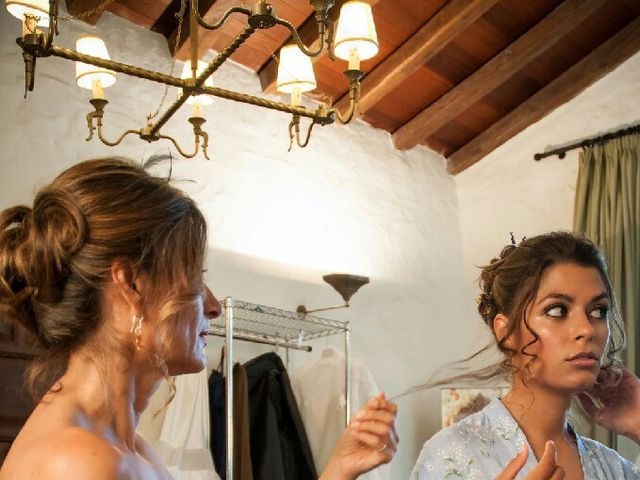 La boda de Miguel y Sarah en San Bartolome De Tirajana, Las Palmas 5