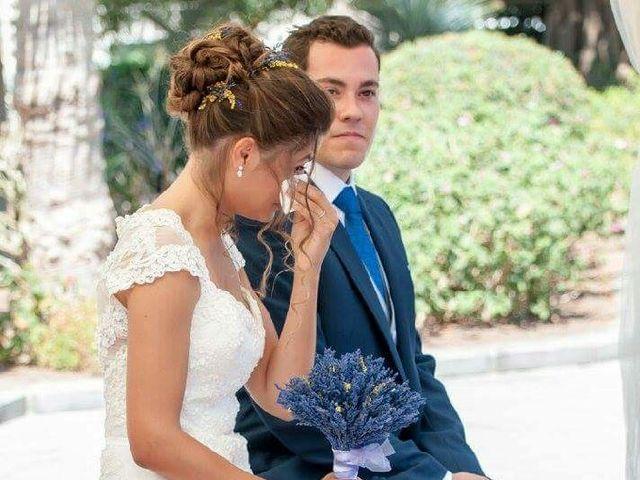 La boda de Miguel y Sarah en San Bartolome De Tirajana, Las Palmas 19
