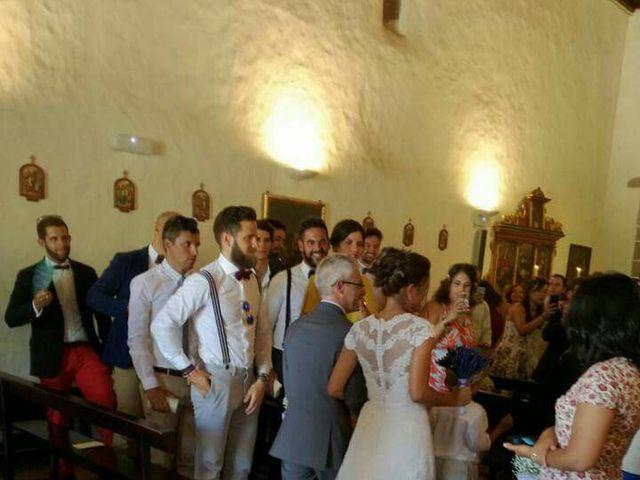 La boda de Miguel y Sarah en San Bartolome De Tirajana, Las Palmas 20