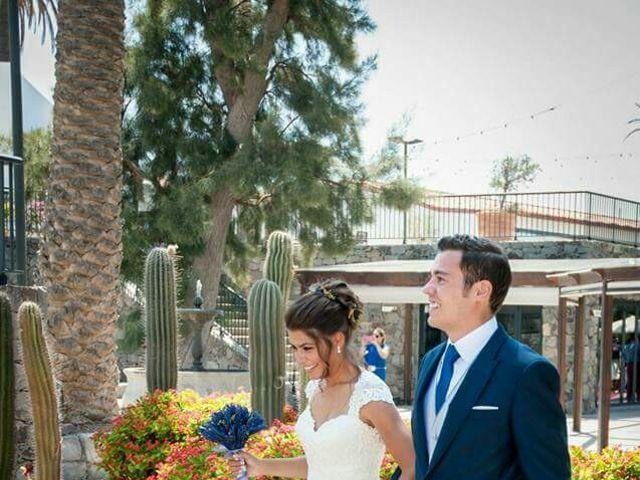 La boda de Miguel y Sarah en San Bartolome De Tirajana, Las Palmas 28