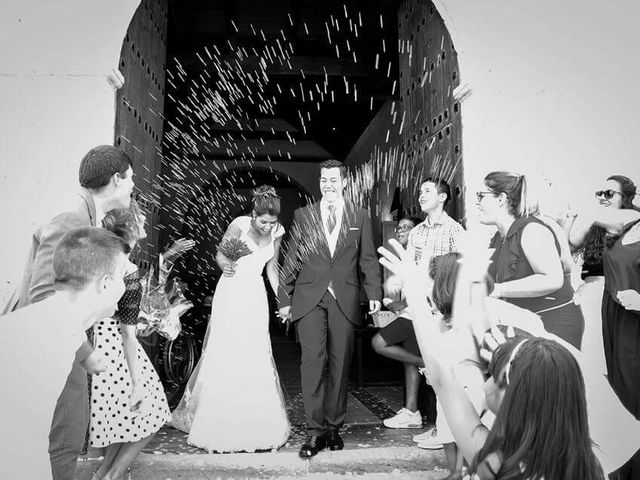 La boda de Miguel y Sarah en San Bartolome De Tirajana, Las Palmas 30