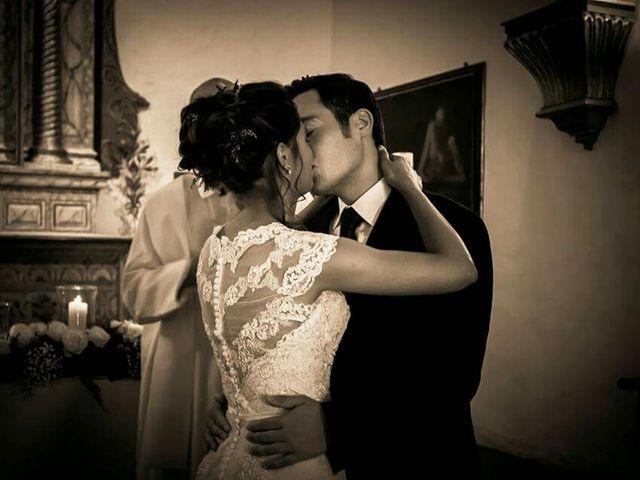 La boda de Miguel y Sarah en San Bartolome De Tirajana, Las Palmas 2
