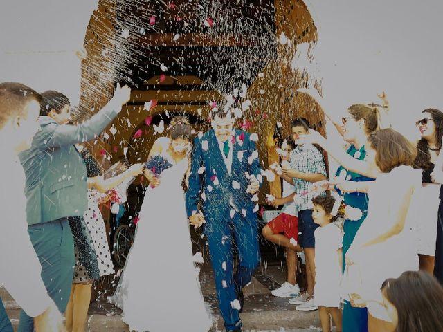 La boda de Miguel y Sarah en San Bartolome De Tirajana, Las Palmas 32