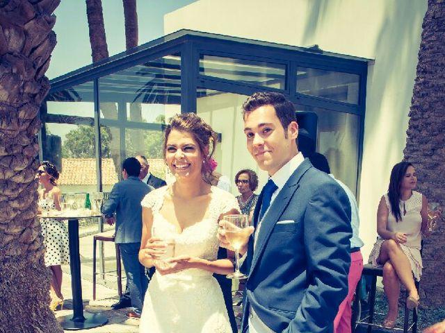 La boda de Miguel y Sarah en San Bartolome De Tirajana, Las Palmas 33