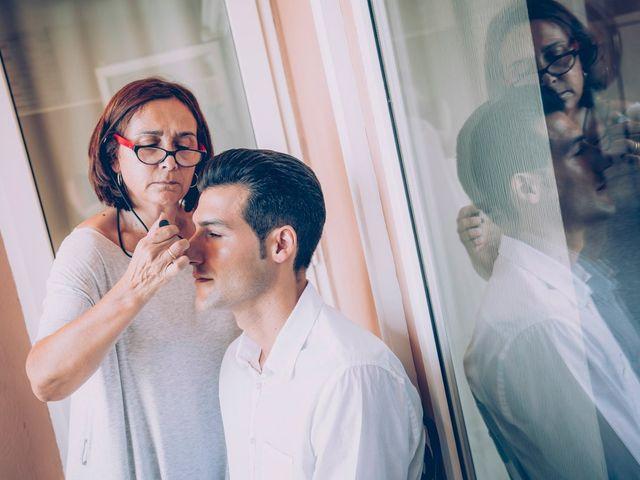 La boda de Alberto y Cristina en Benicàssim/benicasim, Castellón 2