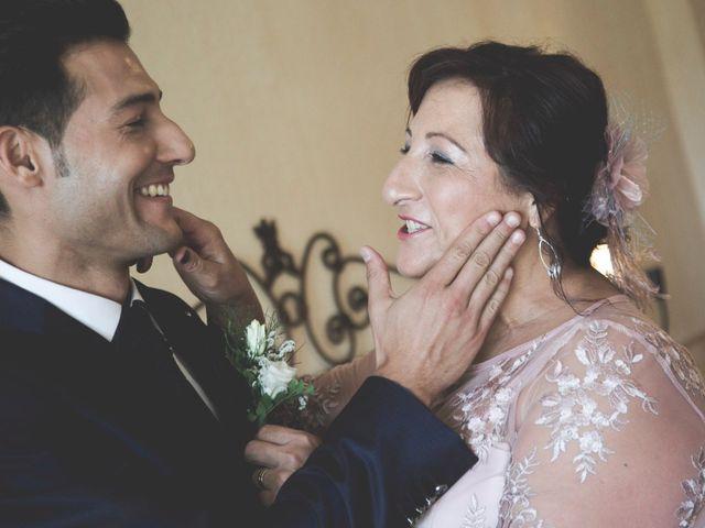 La boda de Alberto y Cristina en Benicàssim/benicasim, Castellón 10