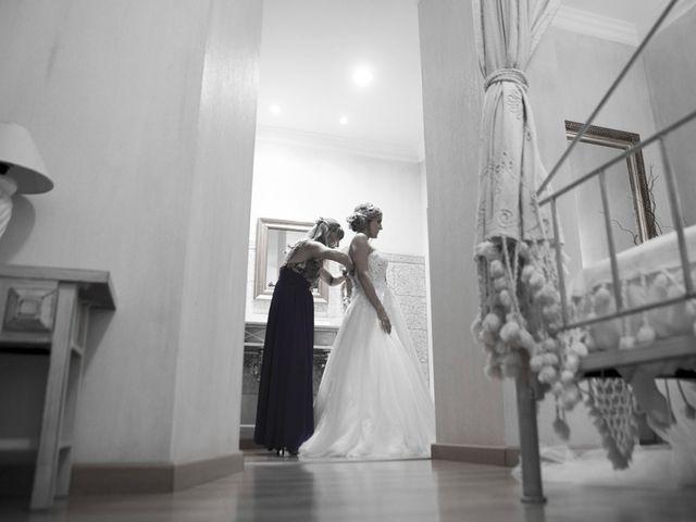 La boda de Alberto y Cristina en Benicàssim/benicasim, Castellón 14