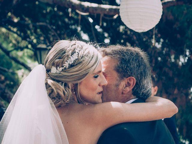 La boda de Alberto y Cristina en Benicàssim/benicasim, Castellón 25
