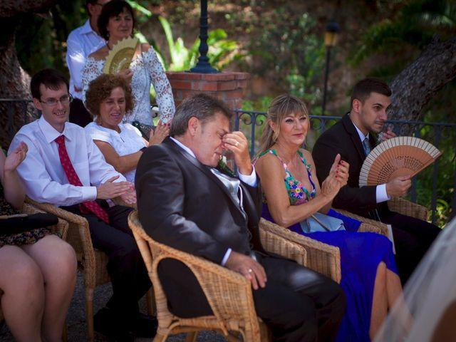 La boda de Alberto y Cristina en Benicàssim/benicasim, Castellón 33
