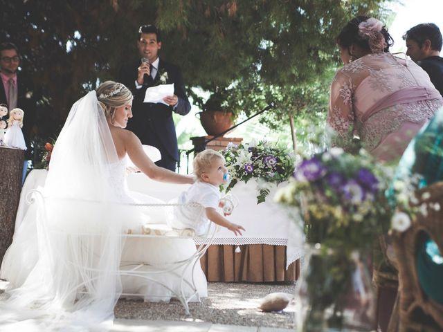 La boda de Alberto y Cristina en Benicàssim/benicasim, Castellón 34