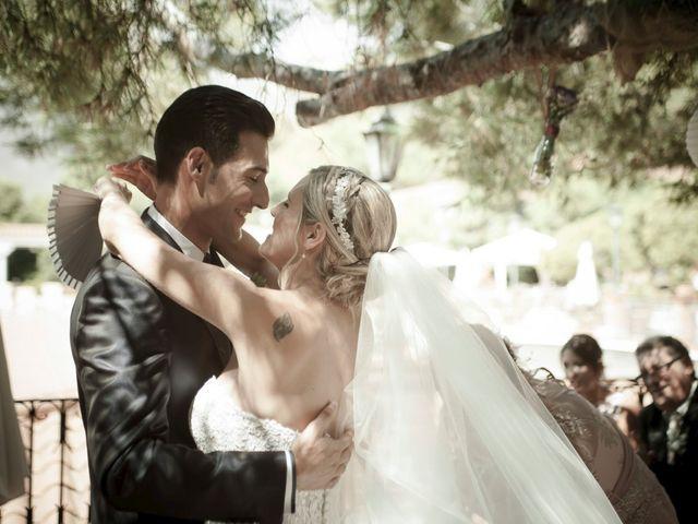 La boda de Alberto y Cristina en Benicàssim/benicasim, Castellón 35