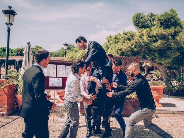 La boda de Alberto y Cristina en Benicàssim/benicasim, Castellón 39
