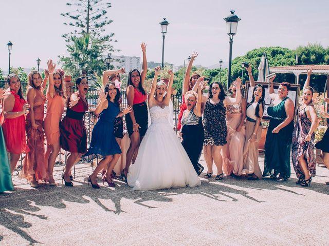 La boda de Alberto y Cristina en Benicàssim/benicasim, Castellón 1