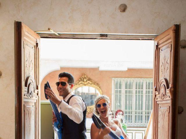 La boda de Alberto y Cristina en Benicàssim/benicasim, Castellón 40