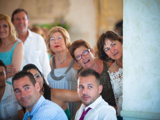 La boda de Alberto y Cristina en Benicàssim/benicasim, Castellón 43