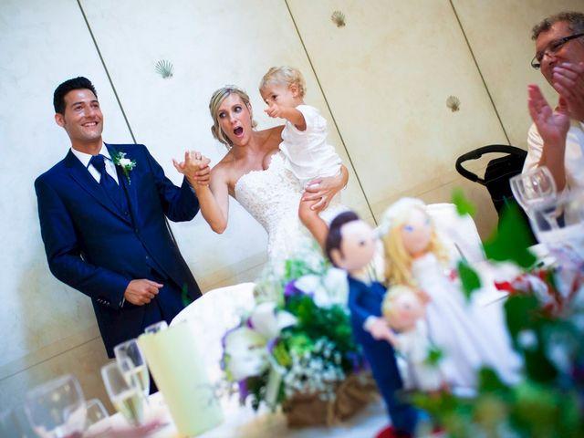La boda de Alberto y Cristina en Benicàssim/benicasim, Castellón 45