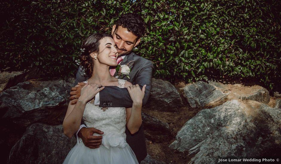 La boda de Yadier y Laura en Figueres, Girona