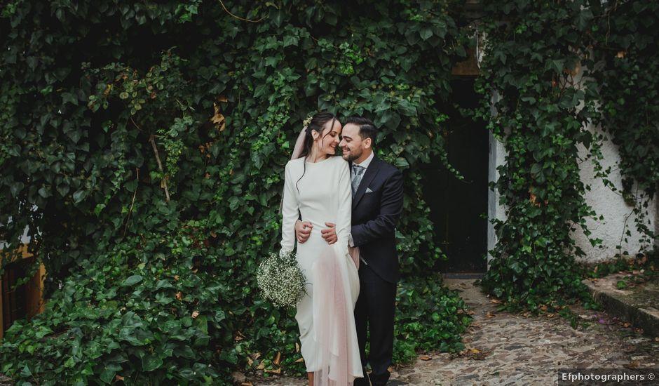 La boda de Alejandro y Laura en Cáceres, Cáceres