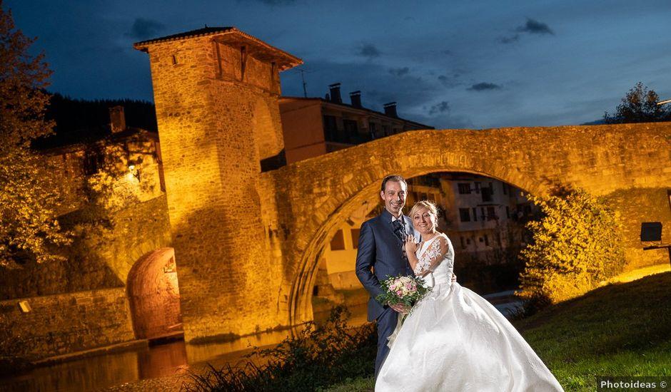 La boda de Rober y Vanessa en Balmaseda, Vizcaya