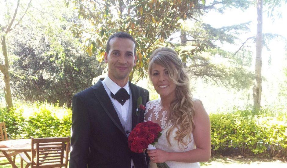 La boda de David y Marisa en Vic, Barcelona