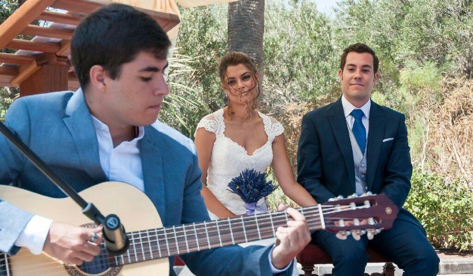 La boda de Miguel y Sarah en San Bartolome De Tirajana, Las Palmas