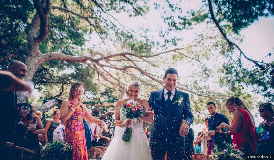 La boda de Alberto y Cristina en Benicàssim/benicasim, Castellón