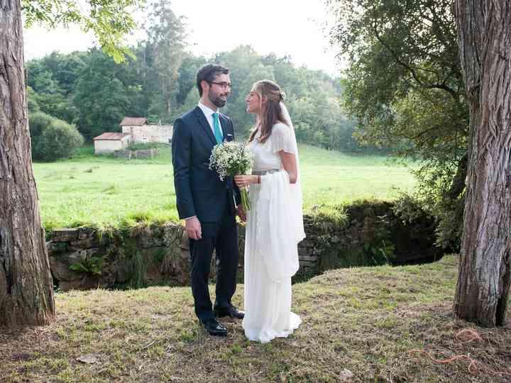 La boda de Cristina y Brian