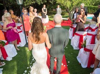 La boda de Patri y Pedro