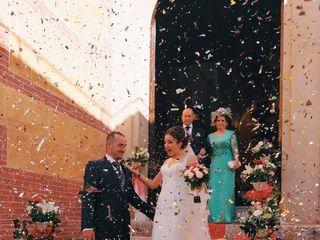La boda de Lydia y José Antonio 3