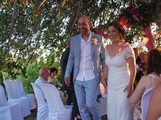La boda de Carol y Luis