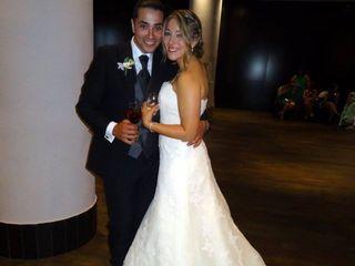 La boda de Valerie y Simón