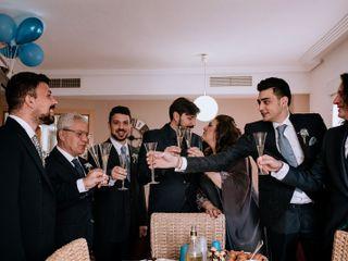 La boda de Simona y Ciro 1