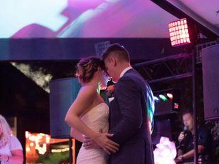 La boda de Joanne y Liam 2